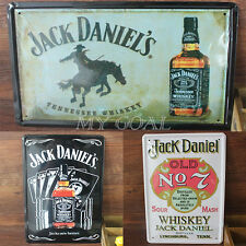 Metal Pub Wall Tavern Garage Shabby Chic Decor Home Bar Vintage Sign Tin Plaque