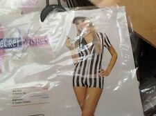 cute Sexy referee costume  football  basketball baseball soccer