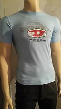 T SHIRT HOMME DIESEL FOR SUCCESSFULL LIVING TAILLE M BLEU OU CAMEL NEUF