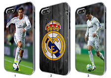 REAL MADRID CHRISTIANO RONALDO iPhone 4/4s 5/5s 5C 6 HARD CASE COVER