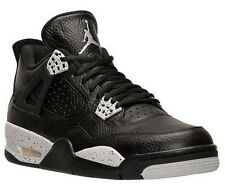 Nike Air Jordan IV 4 Retro Oreo Black Tech Grey