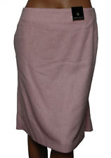 BN Dorothy Perkins Ladies Pink Cream Skirt - UK 16