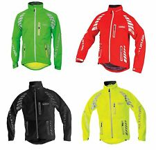 Altura Night Vision Evo Waterproof Cycling Jacket 2014 Reflective W/Rear LED