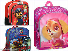 PAW PATROL BACKPACK - In stock now! Aust Seller - Beautiful Well Made Bags