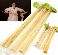 Bamboo broom for a Sauna and Bath, Massaging is used to get rid of Cellulite