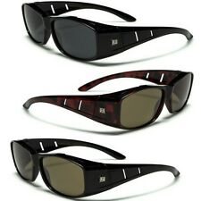 Polarized Sunglasses that Fit Over Prescription Eye Glasses Fitovers Goggles RX