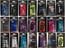 D21 **NEW** Nike iPhone 5 Case - Black/Blue/Red/Pink/Purple/Green iPhone 5S Case