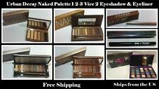 Urban Decay Naked Palette 1 2 3 Vice Eyeshadow