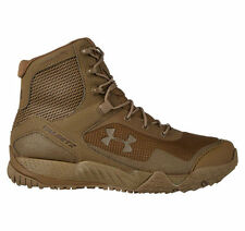 "Under Armour Men's UA Valsetz 7"" RTS Tactical Boots - training Coyote Brown"