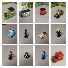 POSTMAN PAT DIE CAST SELECTION OF VEHICLES AND FIGURES GLEN GILBERTSON SELBY PAT