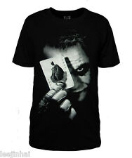 High quality batman Joker T-shirt THE DARK KNIGHT movie S~6xl