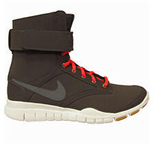 Womens NIKE COMBAT TR LTR Leather Training Gym Boots Shoes Brown MANY SIZES