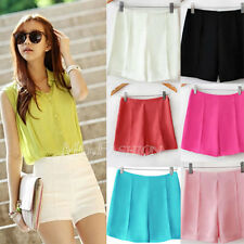 Hot Pants Sexy Women High Waist Shorts Casual Shorts Short Pants Trousers