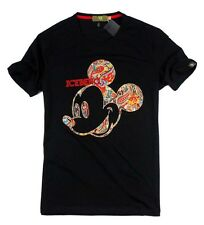 2015 NWT Men's Summer colorful Mickey Mouse pattern 8327 ICEBERG Fashion T-shirt