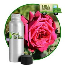 PURE ROSE ABSOLUTE OIL Rosa damascena ESSENTIAL OIL NATURAL BEAUTY CARE SKIN
