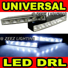 Hella Style LED Daytime Running Light DRL Day Time Driving Fog Lamp Daylight Kit