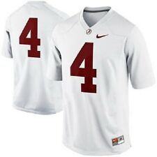ALABAMA CRIMSON TIDE YOUTH JERSEY- NIKE LARGE-NEW W/TAGS -FREE SHIPPING