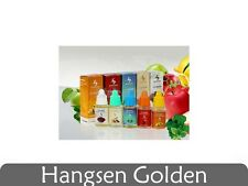 HANGSEN E Liquid 5x 10ml's (50ml) *FROM OFFICIAL UK PARTNER*PREMIERE-CIGS* 0 Nic