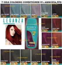 16 NATURAL HAIR DYE COLOURANT 7 ORGANIC PURE OILS CONDITIONERS / SAFE DYE/NO PPD