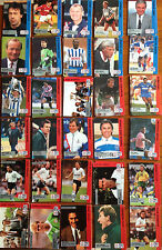 Choose from 60 Pro Set 1991/92 Fixture cards (1-62)