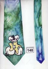 COMEDY THEME TIES - NEW or USED - SILK