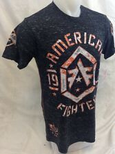 AMERICAN FIGHTER By AFFLICTION Mens T Shirt S M L XL 2XL 3XL CALVIN F1209 NWT