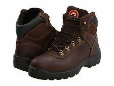 "NEW IN BOX RED WING Mens Irish Setter 6"" Hiking Boots Brown Leather 83607"