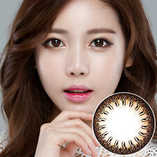 Schokola Farbige Kontaktlinsen Color Contact Circle Lenses DIA14.2mmHushCh