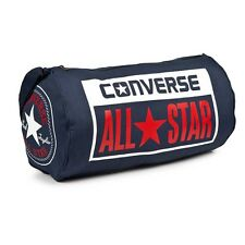 Converse Legacy Duf Duffle Shoulder Messenger Bag Navy Red White Black New