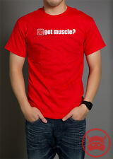 GOT MUSCLE TE SHIRT muscle classic car shirt vintage cool chevy camaro car shirt