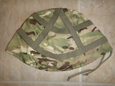 British Army MTP Helmet Cover GS MK7 PCS MOD Issue New Para Camo Adjustable