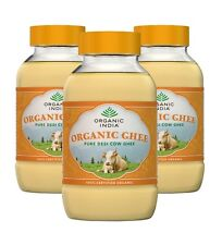 Organic India Desi Ghee Made With Pure Cow Milk Best For Cooking USDA Approved