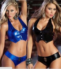 High Alluring Lady Sexy Lingerie Baby Doll Dancing Club Wear Erotic Nightwear