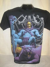 Masters of the Universe Skeletor MOTU T-Shirt TV Comic Apparel New 32