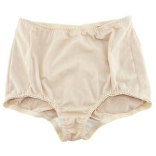 4-Pockets Brief Panties For Butt Silicone or Sponge Pads  Women's Hip Up Panties