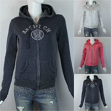 ABERCROMBIE & FITCH WOMEN`S HOODIES LARA NEW SIZES XS, S, M, L , by Hollister