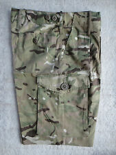 British Army MTP Combat Shorts Multi Camo Multicam SAS Shooting Fishing New