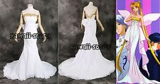 H-077 S/M/L/XL/XXL Sailor Moon Princess Serenity Cosplay Kostüm dress Kleid