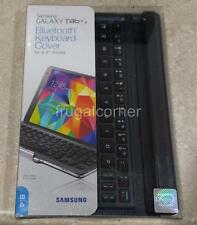 New Original OEM Samsung Charcoal Gray Bluetooth Keyboard Case Cover EJ-CT800