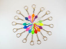 THE SPERM KEYRINGS (11 Colours incl. Glow in the Dark in different sizes)