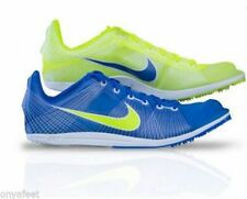NEW MENS NIKE ZOOM Matumbo TRACK AND FIELD SPIKES Blue Volt Running 331037 471