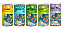 TETRA POND FISH FOOD – FLAKES PELLETS STICKS MULTI-MIX VARIETY FOR ALL POND FISH