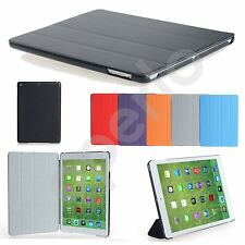 Funda de piel SLIMSTAND Smart Case Cover Ultra Fina para Apple iPad Air