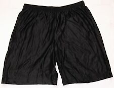 Don Alleson Athletic Black Shorts Adult