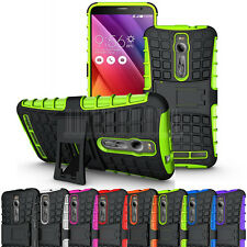 Rugged Armor Hybrid Case Shockproof Hard Cover For ASUS ZenFone 2 ZE551ML 5.5""