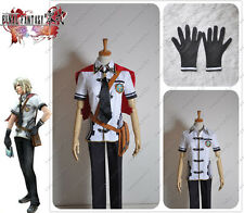 Cosplay Costume Final Fantasy Type-0 Ace Summer Uniform FF ZERO Any Size