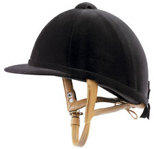 Just Togs Junior Showjumper Horse Riding Hat, Showing,  SEI rated Helmet
