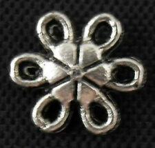 Wholesale 70/150Pcs Tibetan Silver(Lead-Free) Spacer Beads Findings 9x3mm