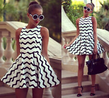 Summer Fashion Sexy Women Bodycon Casual Party Evening Cocktail Short Mini Dress