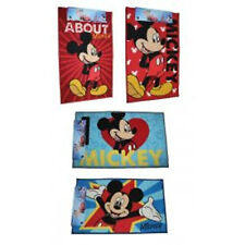 MICKEY MOUSE - Children's Rug / Carpet - Bedroom Bathroom... Size:50 x 80cm